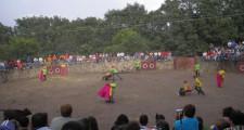 Fiestas en la plaza de toros 2007