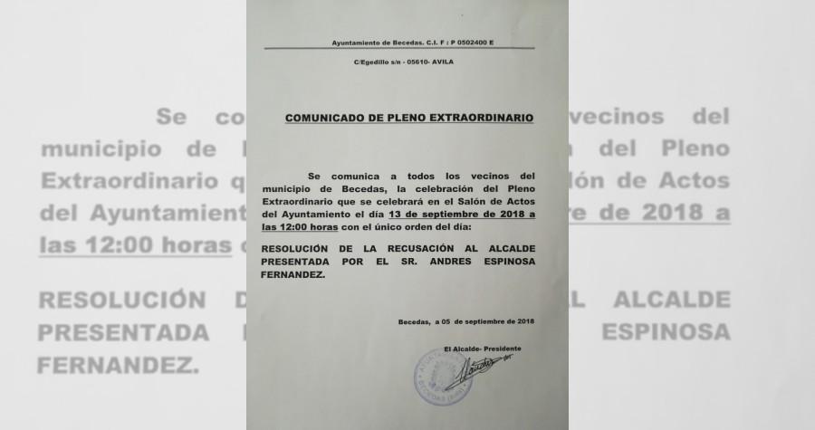 Pleno ext 13 09 2018