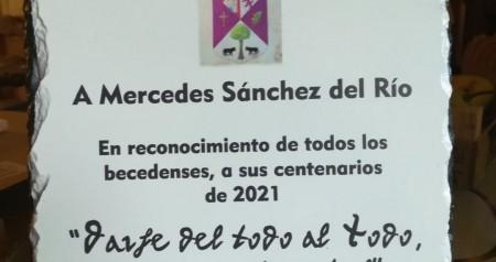 Placa de Mercedes